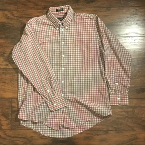 Dior Other - Vintage Christian Dior Button Up Longsleeve Shirt